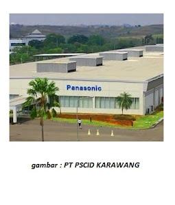Lowongan Kerja PT Panasonic Manufacturing Indonesia
