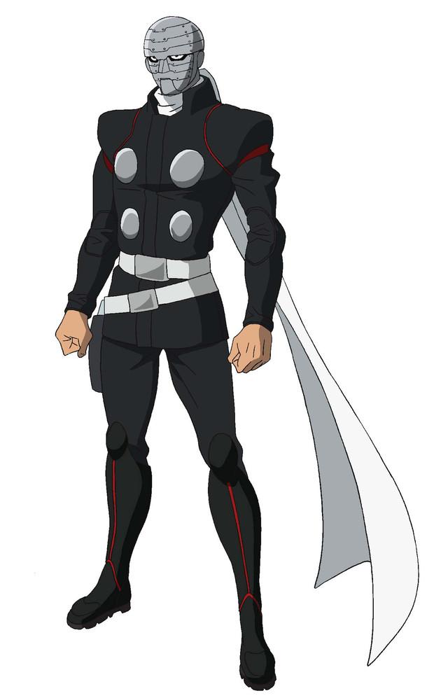Cyborg 0016/Cain