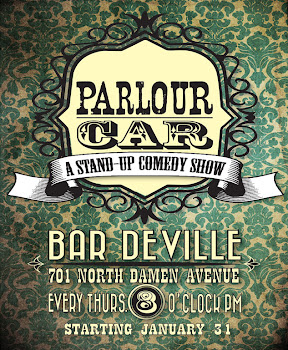 Parlour Car - Top Comedy!