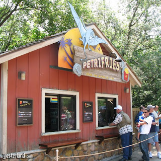 Mcdonalds in Animal Kingdom