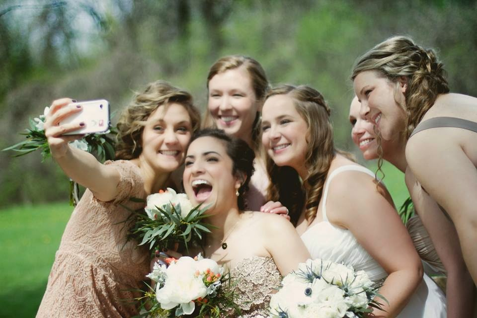 wedding_selfie