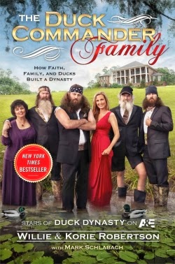 The Duck Dynasty Family