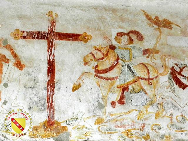 SEPVIGNY (55) - La chapelle du Vieux Astre