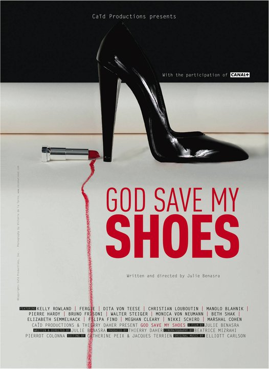New documentary about shoes set for release during Paris Fashion Week