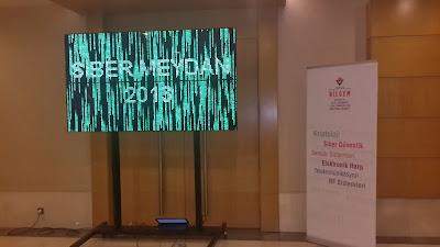 Siber Meydan CTF