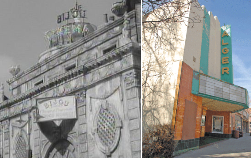 THE SMALLEST SHOW ON EARTH: IN MEMORY OF THE ALGER THEATER (1940-2014)