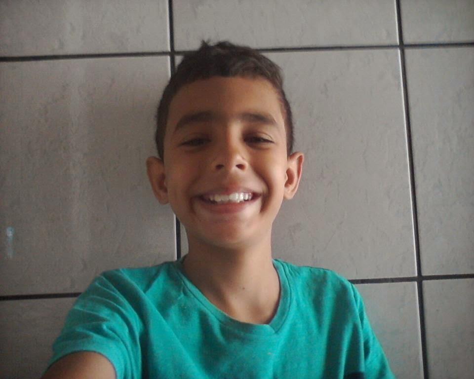 ANIVERSARIANTE SALAMANDRA! IGOR LEONARDO (19/09).