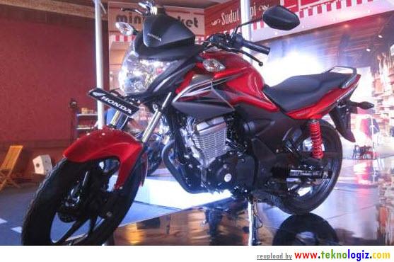 Honda Verza 150 CC - www.teknologiz.com