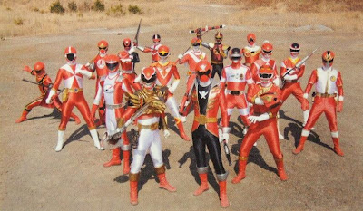 Super Sentai: 199 Hero Great Battle