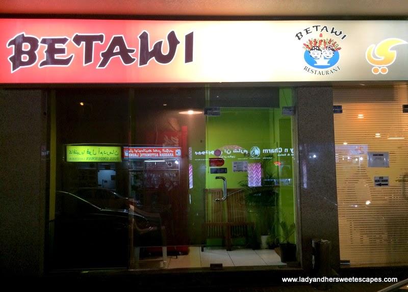 Betawi Indonesian Restaurant