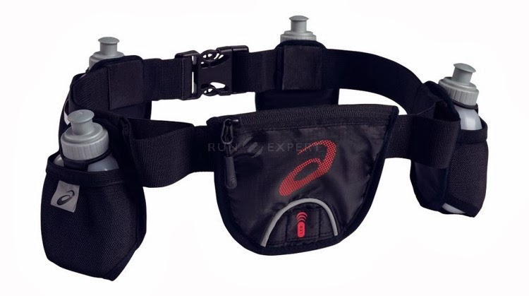 Pas z bidonami Running Bottle Belt Asics