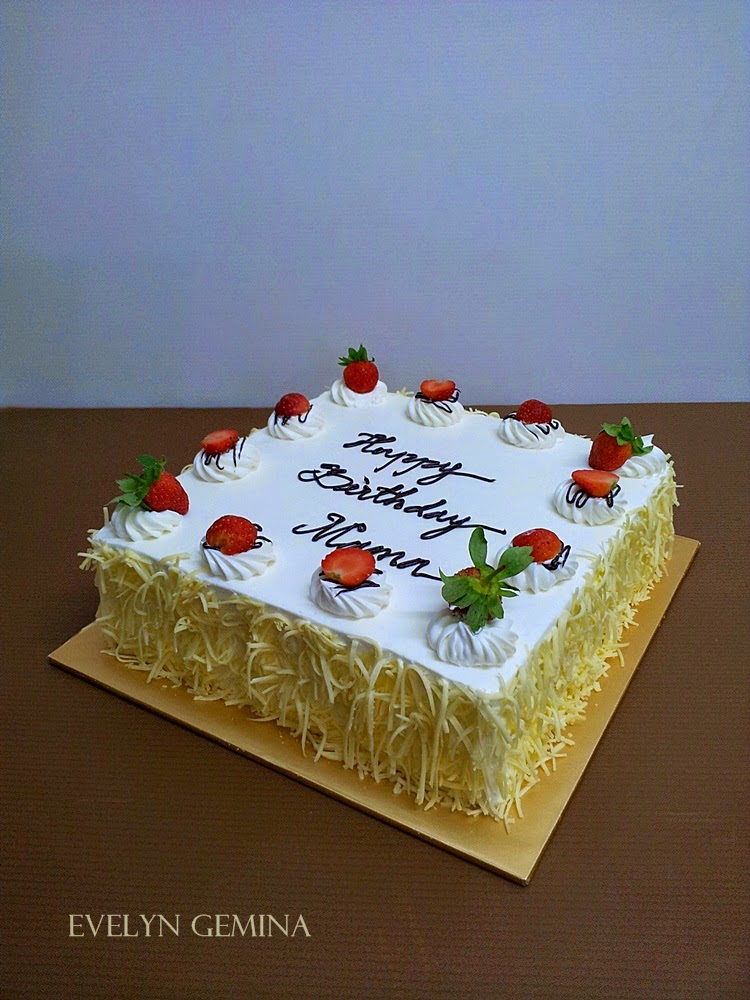 Blueberry cheddar Cheesecake / 2kg