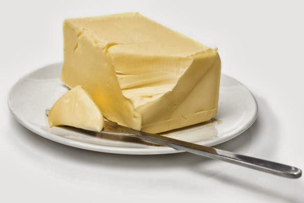 Zamień margarynę na masło