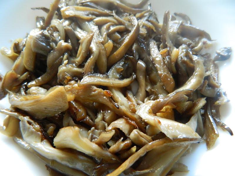 La cocina de bego y txurruka setas al ajillo - Setas cultivadas al ajillo ...