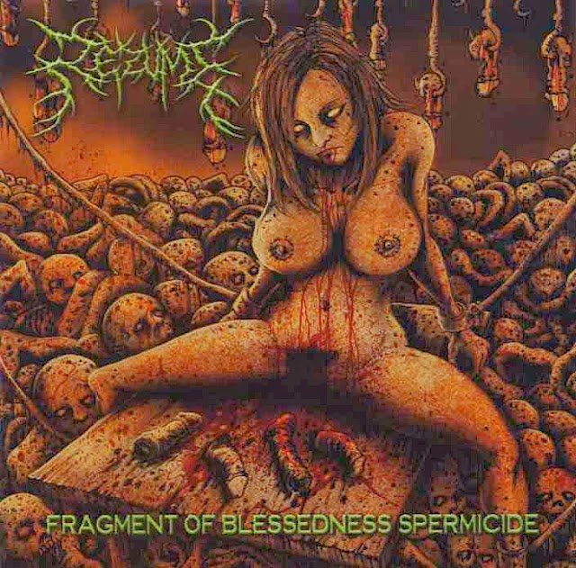 Rezume - Fragment Of Blessedness Spermicide 2013
