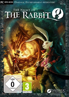 The Night of the Rabbit cover pc