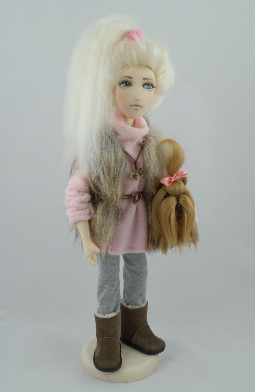 Реалистичная кукла юля 13 фотография