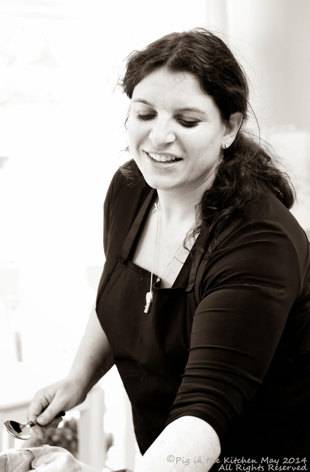 Vanessa Kimbell, food stylist and photographer