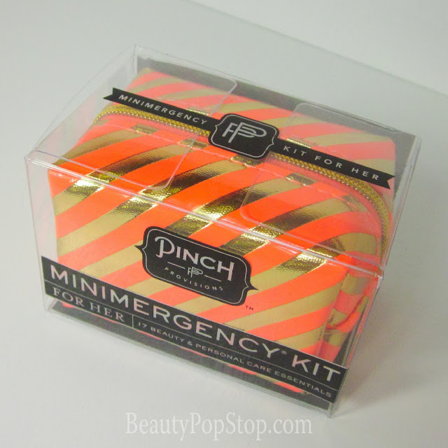pinch provisions candy striper minimergency kit review