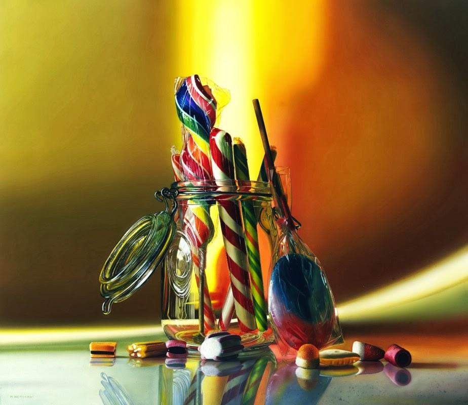 01-Alba-Sunrise-Roberto-Bernardi-Hyper-realistic-Candy-Paintings-www-designstack-co