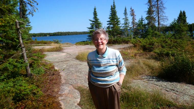 Jean Morrison Memorial Service at Fort William Historical Park Oct 3. 2:30 pm