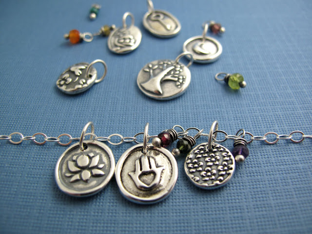 sterling silver charms cast hint jewelry beth hemmila