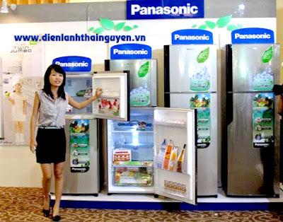 Trung tâm bảo hành tủ lạnh Panasonic tại Thái Nguyên