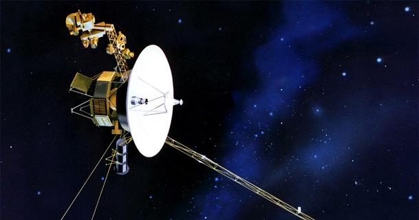 Esta música alucinante foi criada usando dados da sonda Voyager