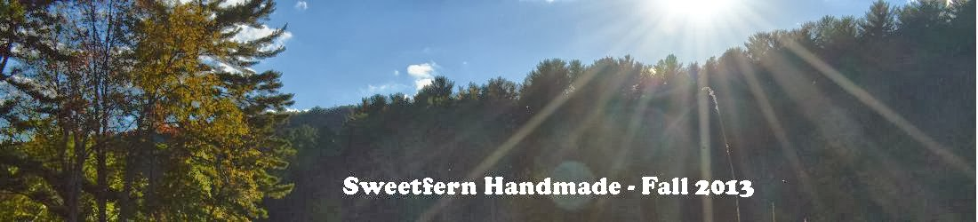 Sweetfern Handmade ~ Crafts, Recipes, Creativity