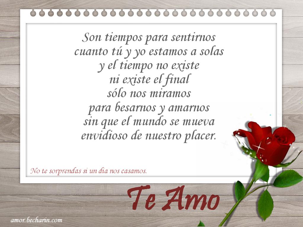 Poemas De Amor Para MI Novio