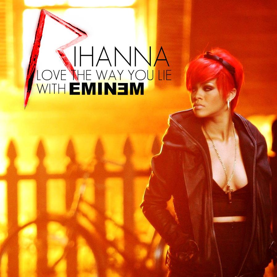 Love the Way You Lie - Eminem y Rihanna