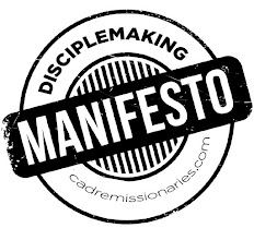 Coming Very Soon: A FREE Disciplemaking Manifesto
