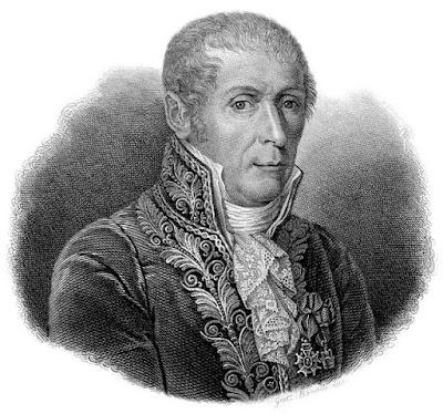 Alessandro Volta Images