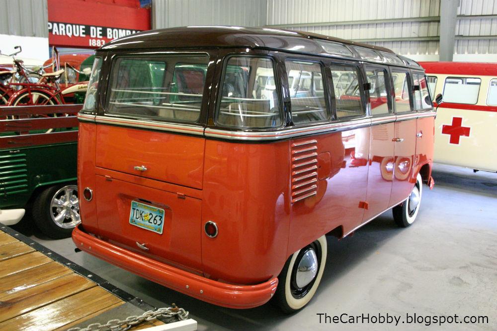 Volkyland spotlight 1958 vw 23 window t1 samba the car for 1958 volkswagen 23 window bus
