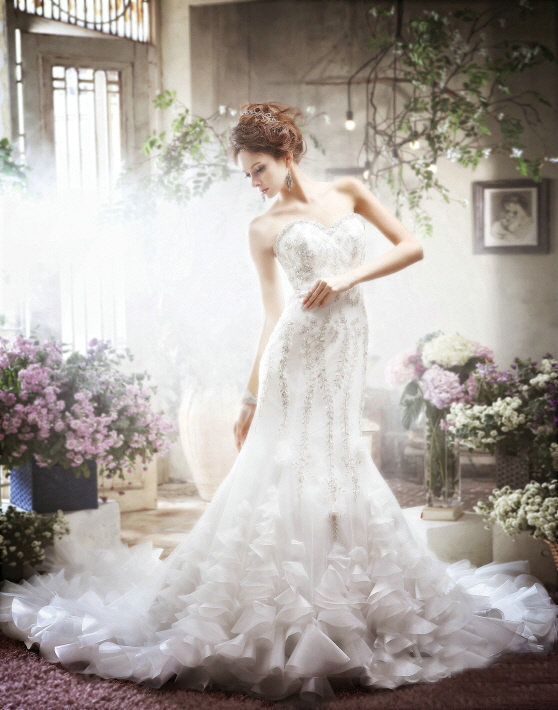 tidebuy With korean wedding dresses