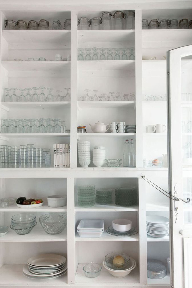 Whitehaven Pantry Redo And Inspiration: Stacy + Charlie: Project: Pantry Makeover Under $100