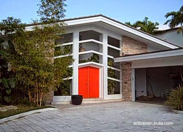 Residencia Miami Modern renovada