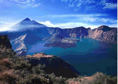 Pesona Tempat Wisata di Pulau Lombok