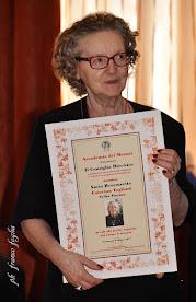 VI Premio Merini-Nomina Socio Benemerito