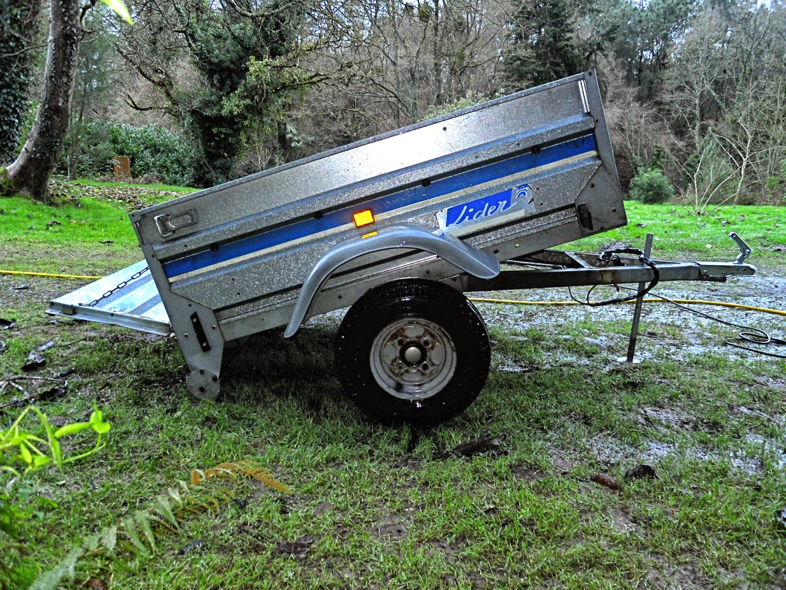 Brittany Trailers Bought and Sold | Used Second-Hand