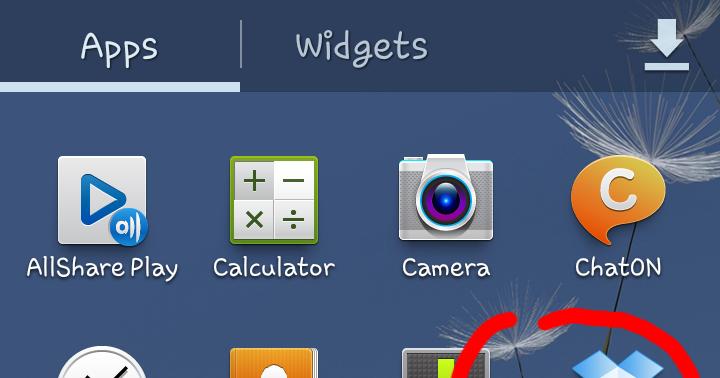 Wanwisa's Blog: Mobile: Get Dropbox 48 GB with Samsung ...