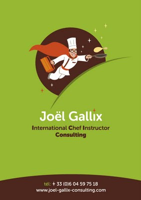 Flyer de Joël Gallix