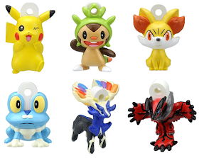 Pokemon Soup Figure XY Bandai