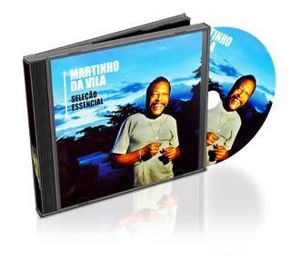 Download CD Martinho da Vila Seleção Essencial: Grandes Sucessos 2011