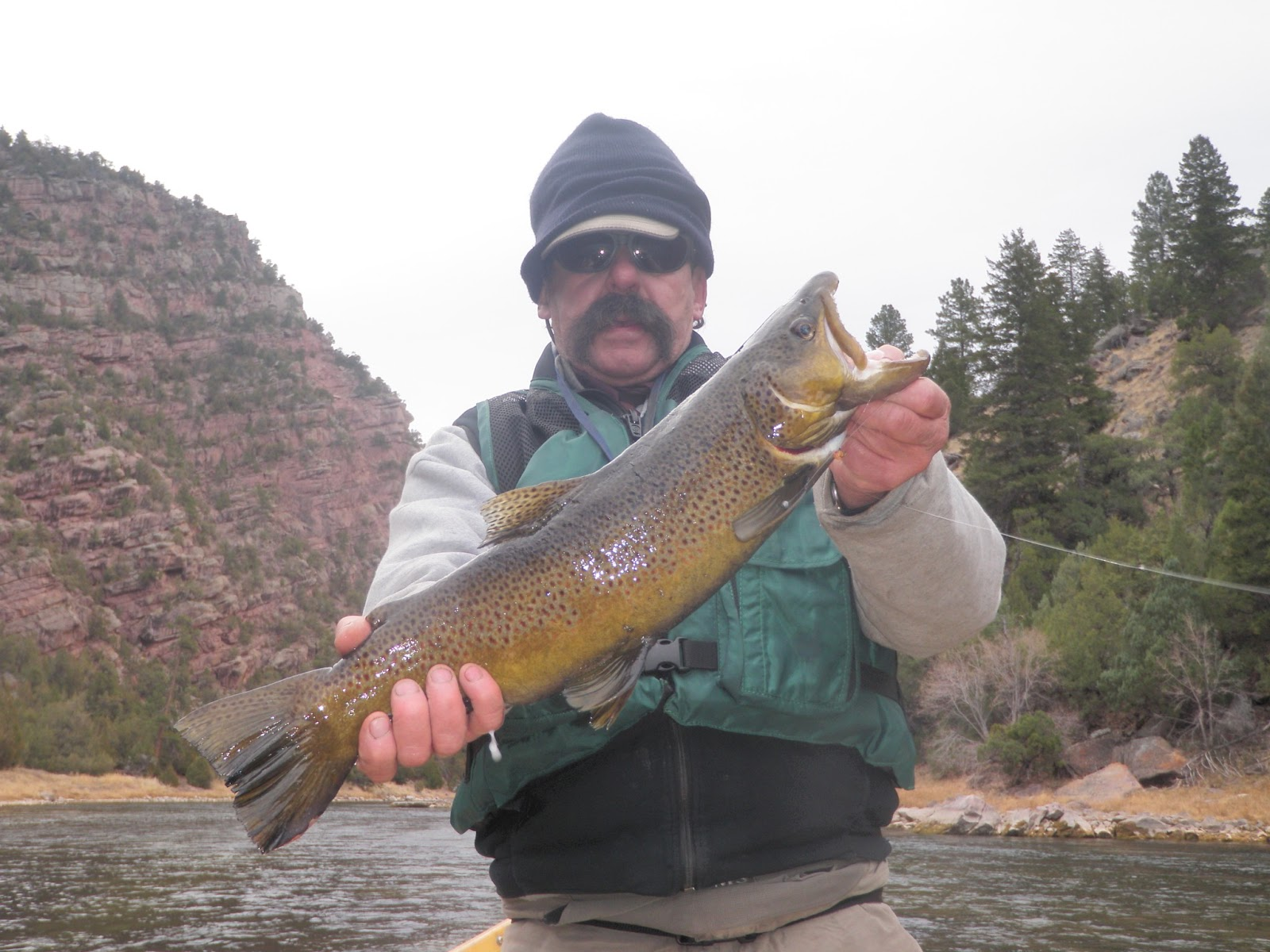 Green river fly fishing for Green river fly fishing report