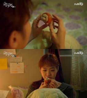SINOPSIS DRAMA KOREA Cheese In The Trap Episode 5 Part 2