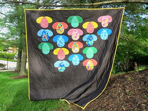The Studiolo, Casey York, Wisteria, Bella Caronia, Windham Fabrics, Spring Bloom Fabric
