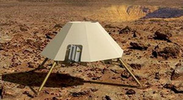 Robot Mars Masa Depan Bertenaga Karbon Dioksida