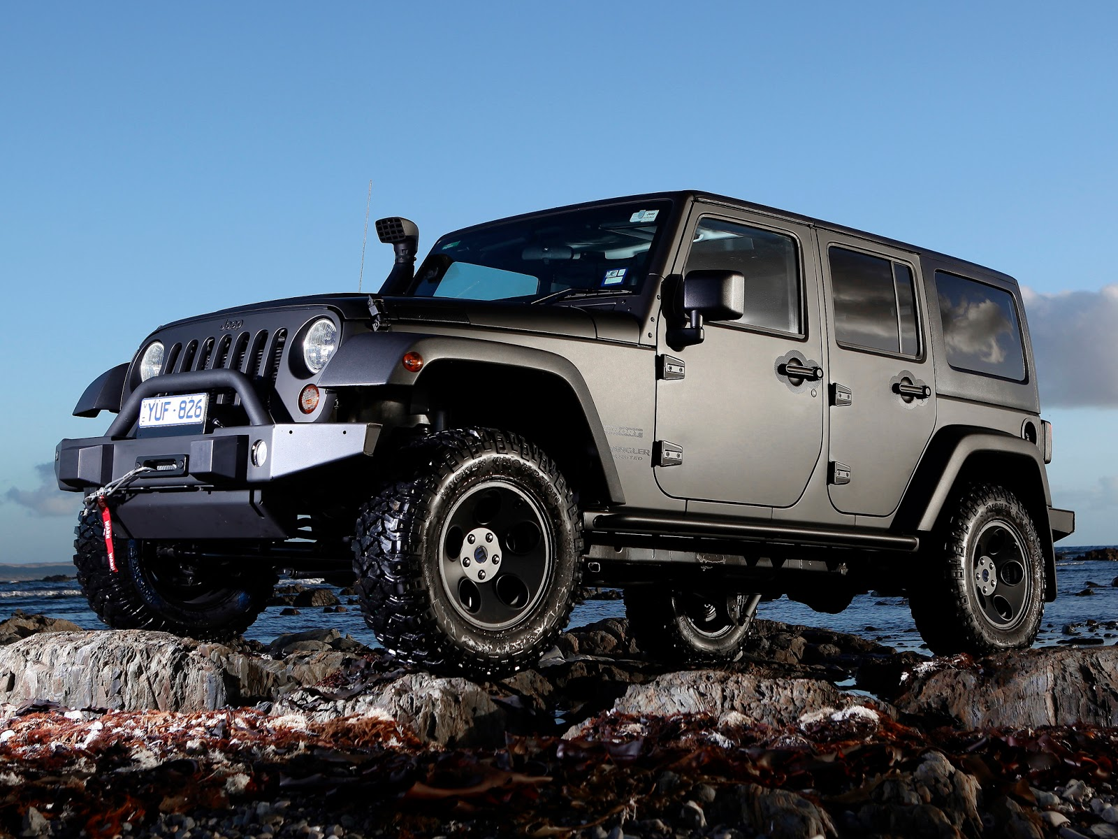 Wallpapers Car Jeep HD Latest