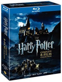 Download Harry Potter Movies Series BluRay